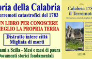 Il Terremoto catastrofico del 1783, tra Calabria e Messina. Un libro di Local Genius